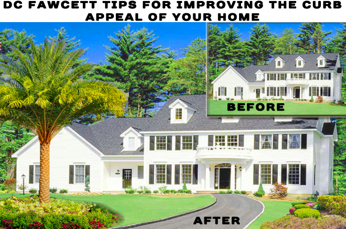 dc fawcett reviews - Curb Appeal Tips