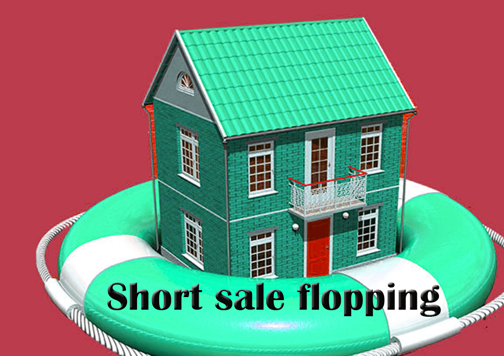 short sale flopping