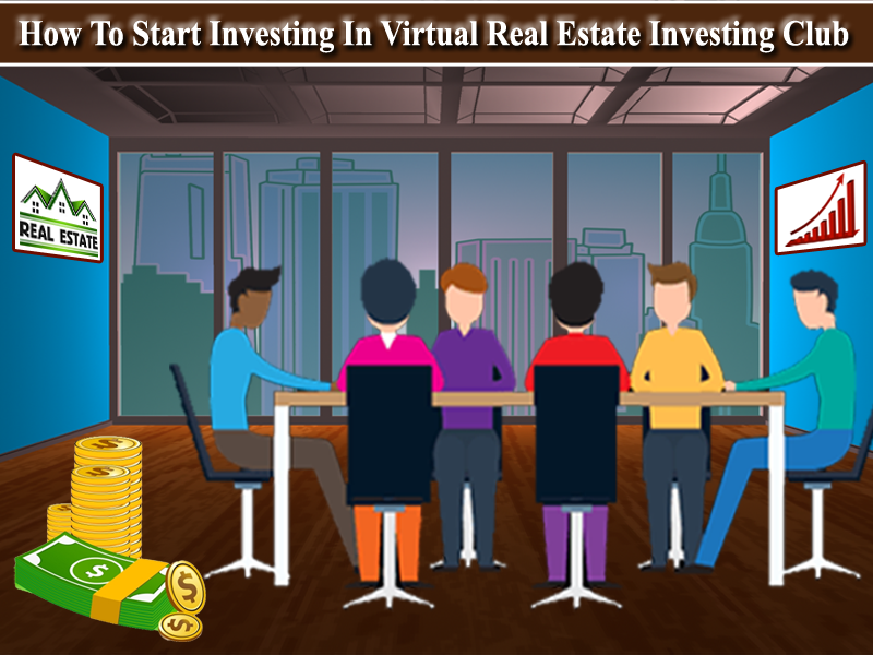 DC Fawcett - How to start investing in virtual real estate investing club