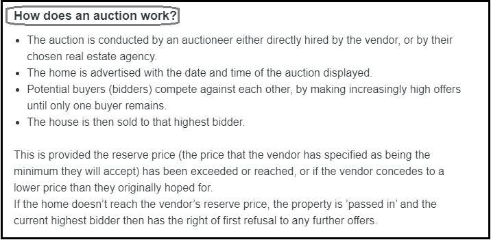 DC Fawcett Real Estate Auctionwork
