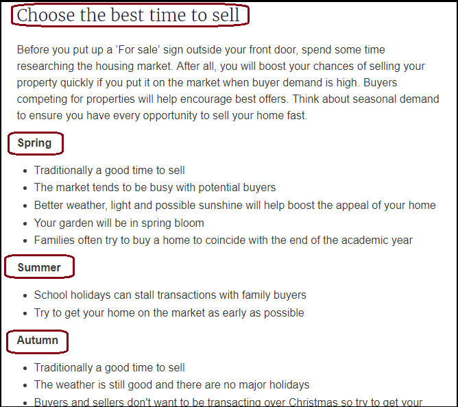 DC Fawcett Guide to sell your property fast