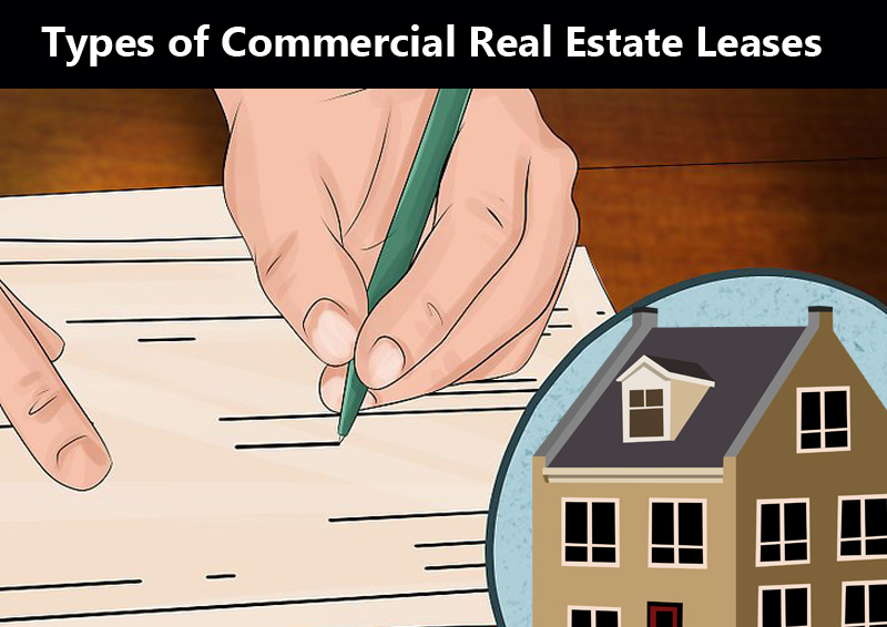 DC Fawcett Real estateTypes-of-Commercial-Real-Estate-Leases